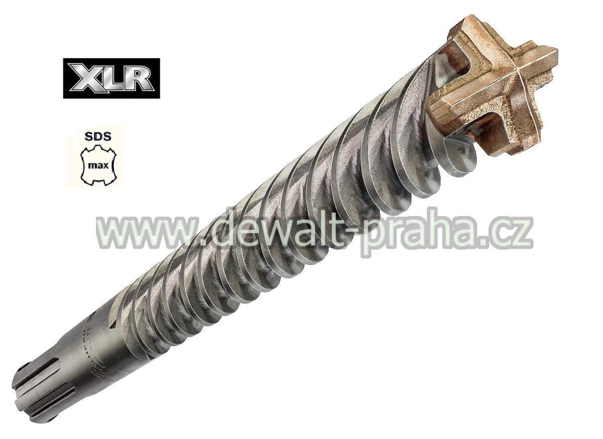 DT60839 DeWALT XLR Vrták 35 x 670 mm, SDS Max čtyřbřitý