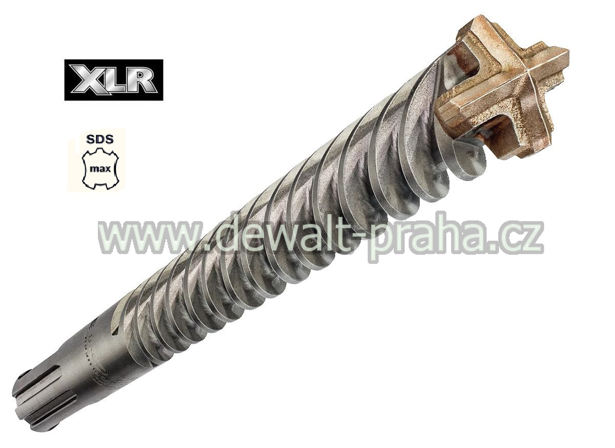DT60840 DeWALT XLR Vrták 36 x 570 mm, SDS Max čtyřbřitý