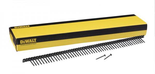 DWF4100550 DeWALT páskované sádrokartonářské vruty 55 x 3,5 mm, 1000ks Pro DCF620 a DCF621