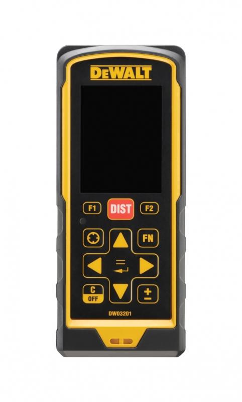 DW03201 DeWALT Laserový měřič vzdálenosti, dosah 200m