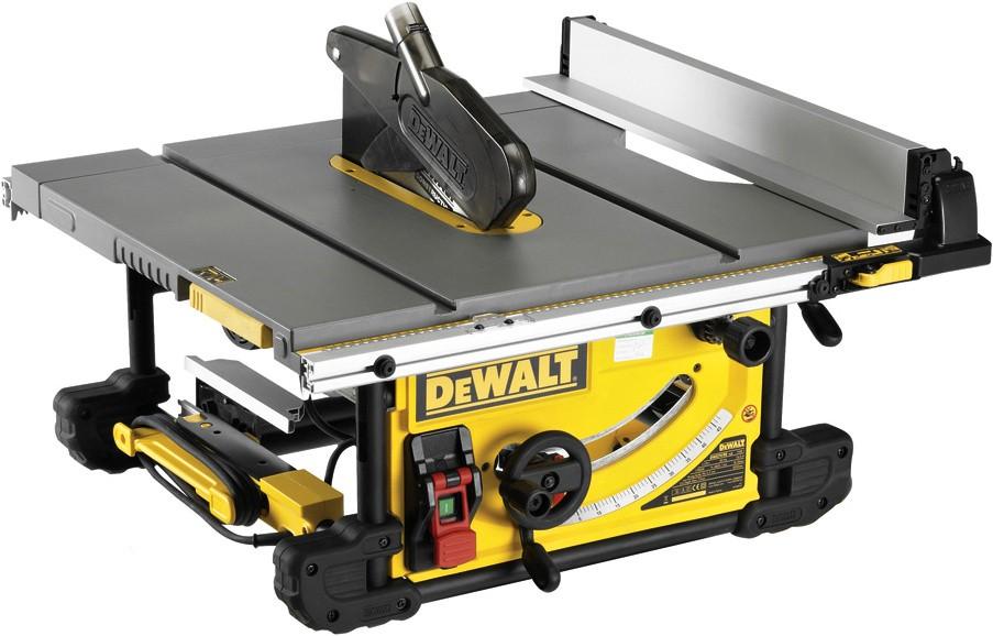 DW745 DeWALT přenosná stolní kotoučová pila 1850W