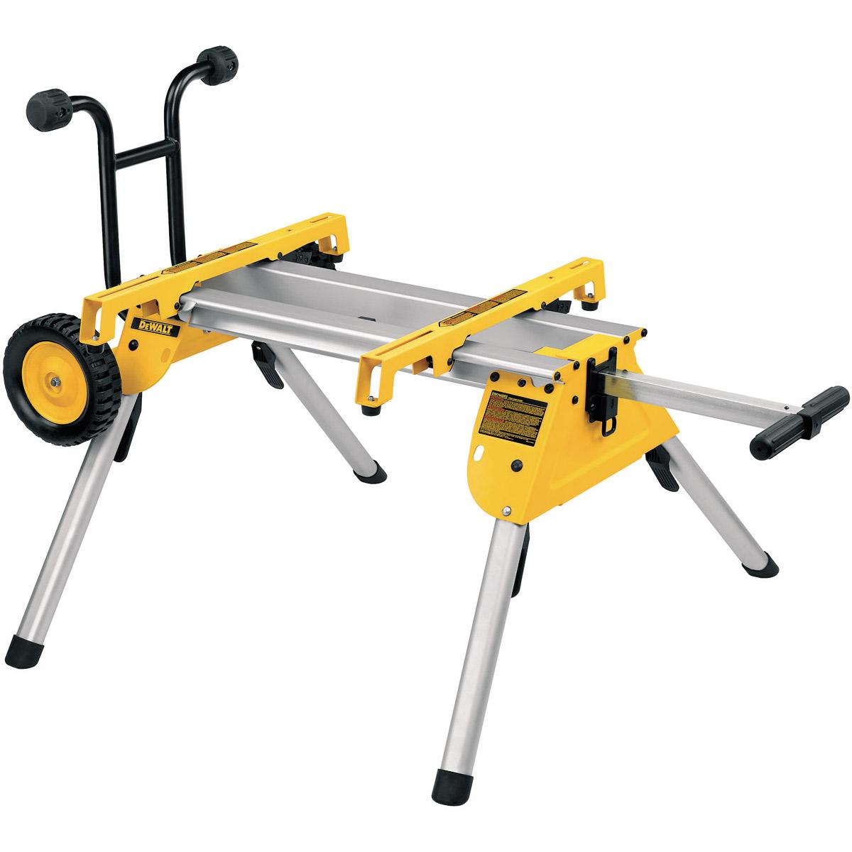 DE7400 DeWALT Pojízdný stojan pro stolní pily pro DW744, DW745, DWE7491