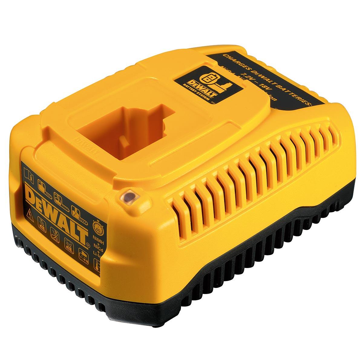 DE9135 DeWALT Univerzální nabíječka pro baterie 7,2 - 18 V