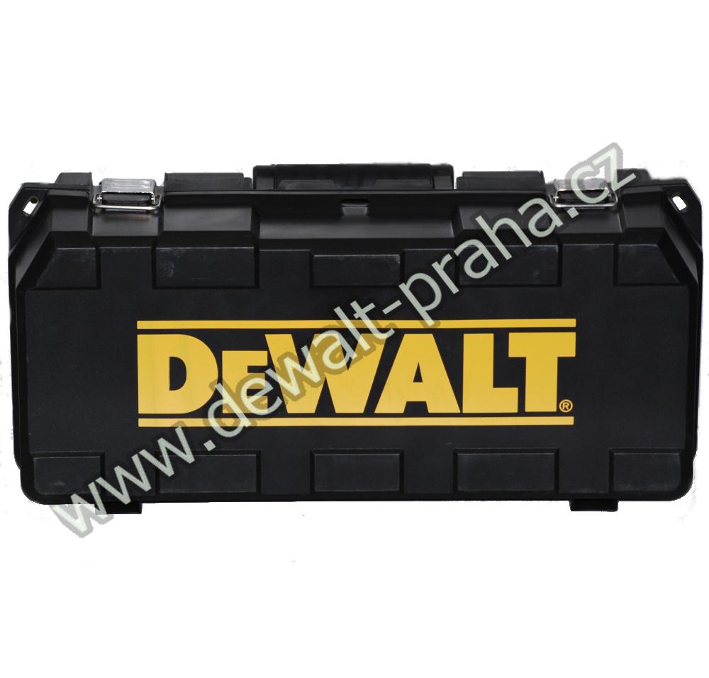 DE4037 DeWALT Pracovní kufr pro úhlové brusky 115 a 125 mm