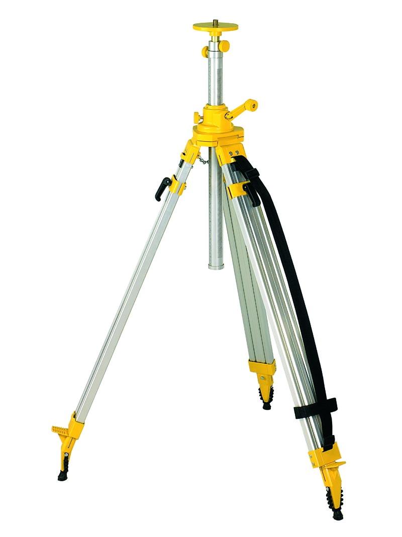 DE0735 DeWALT Teleskopický hliníkový stativ pro lasery do 3 m, závit 5/8 x 11