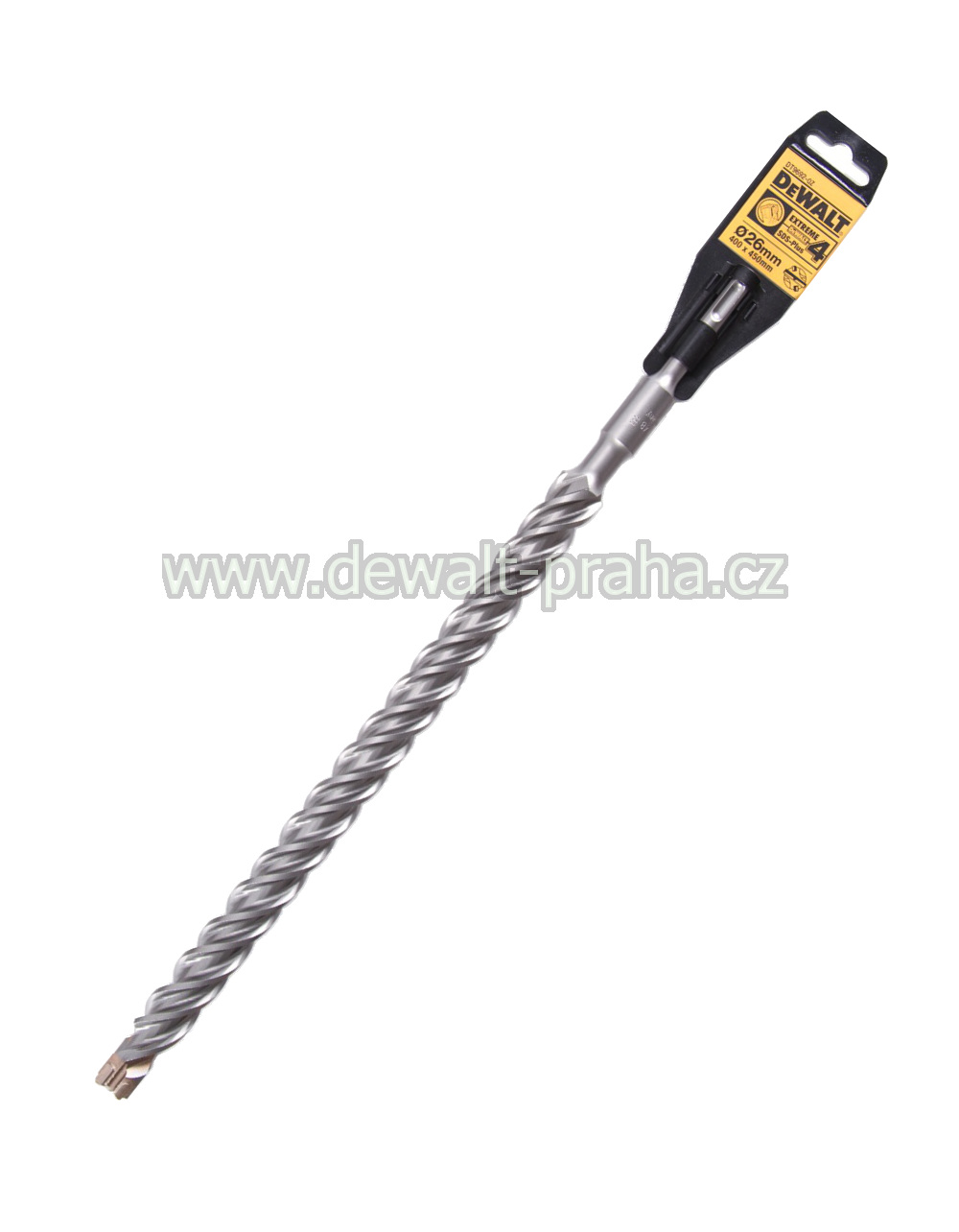 DT9692 DeWALT Vrták do betonu SDS Plus 4břitý 26 x 450mm