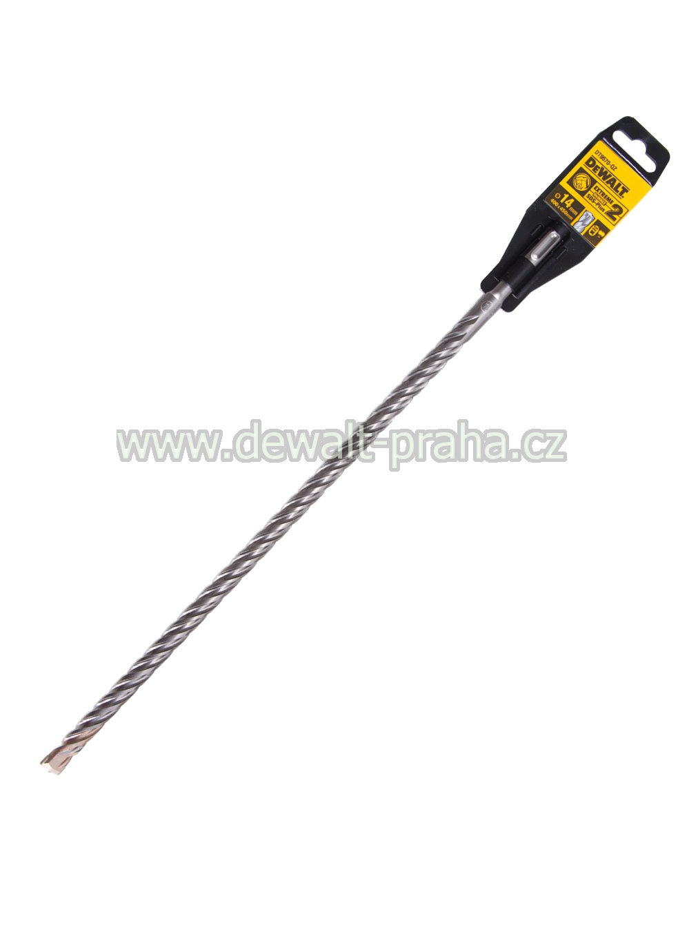 DT9570 DeWALT EXTREME 2 Vrták do betonu SDS Plus 14 x 450 mm
