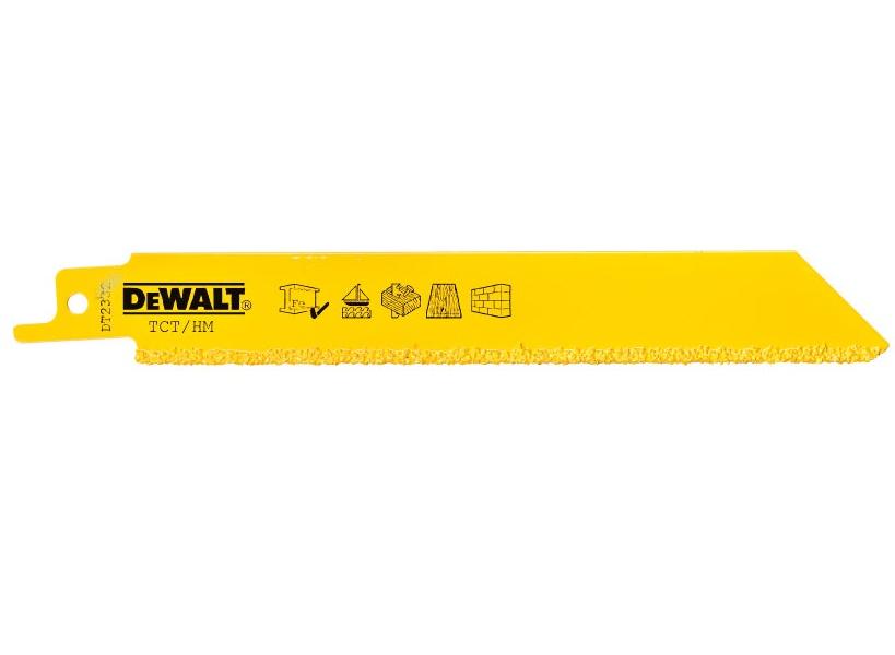 DT2333 DeWALT Pilový plátek s hroty karbidů 228 mm, na lehké stavební bloky