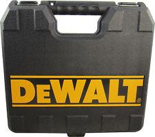 Uzavíratelný kufr DeWALT na aku vrtačku DCD710