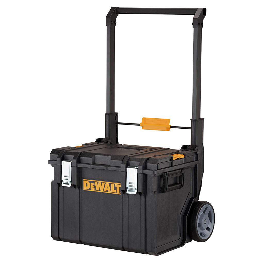 DWST1-75668 DeWALT Kufr Tough Box s madlem a přepravními kolečky