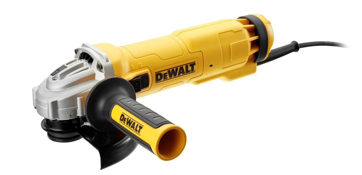 DWE4238 DeWALT Úhlová bruska 150 mm, 1400 W