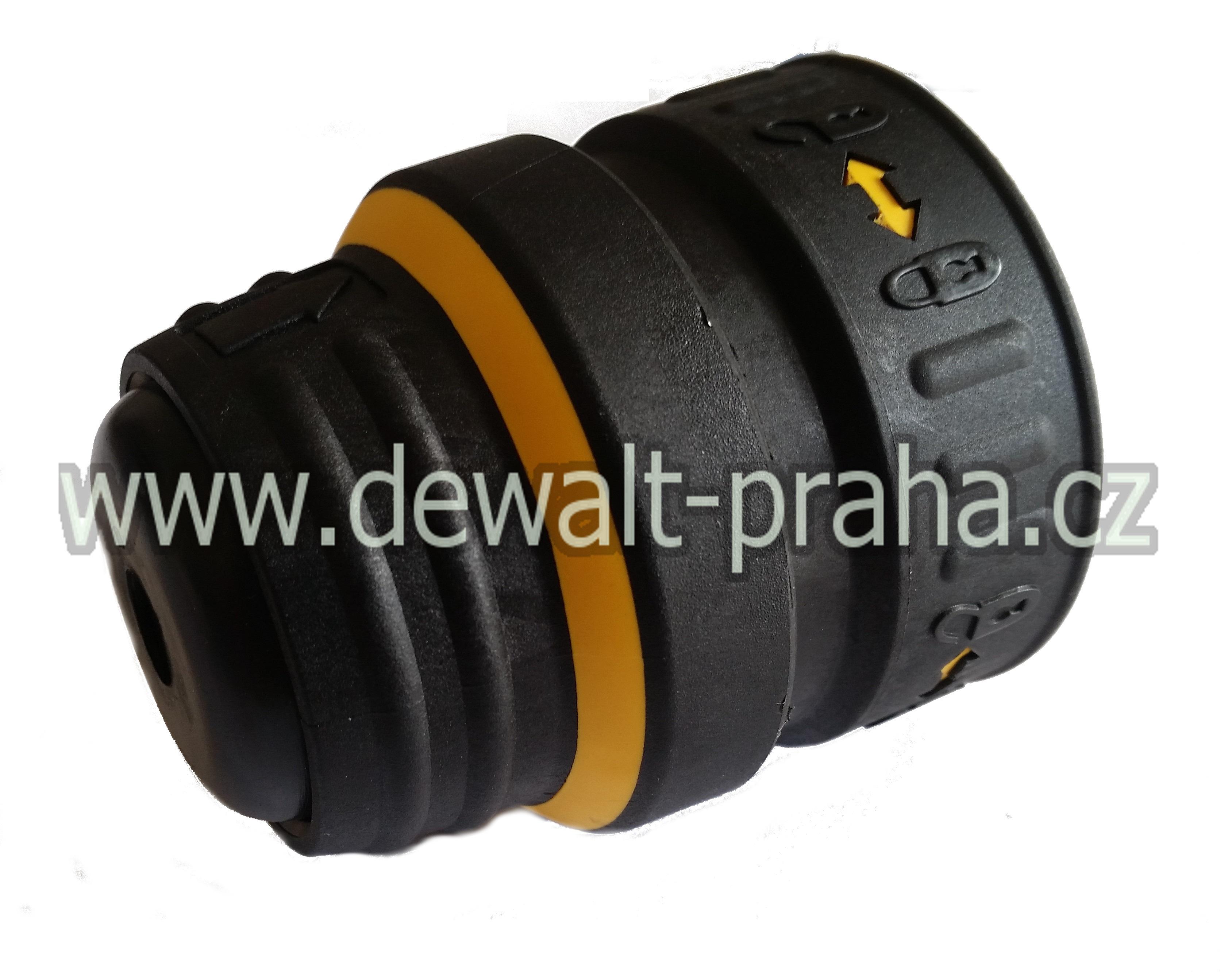 Rychloupínací sklíčidlo/hlava SDS Plus DeWALT pro D25114K, D25124K,D25324K 496244-00pro D25114 K, D25134K, D25144K, D25324K