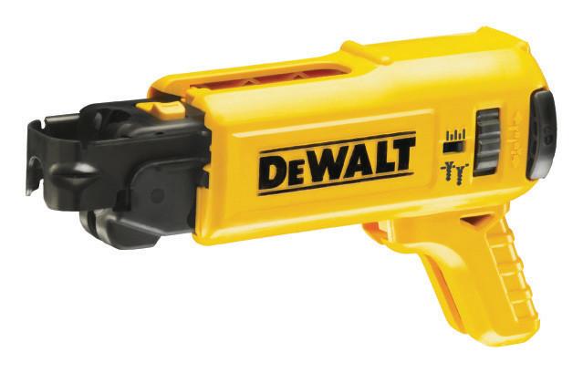 Zásobník na sádrokartonářské vruty DeWALT - DCF6201, pro DCF620D2, DCF621D2