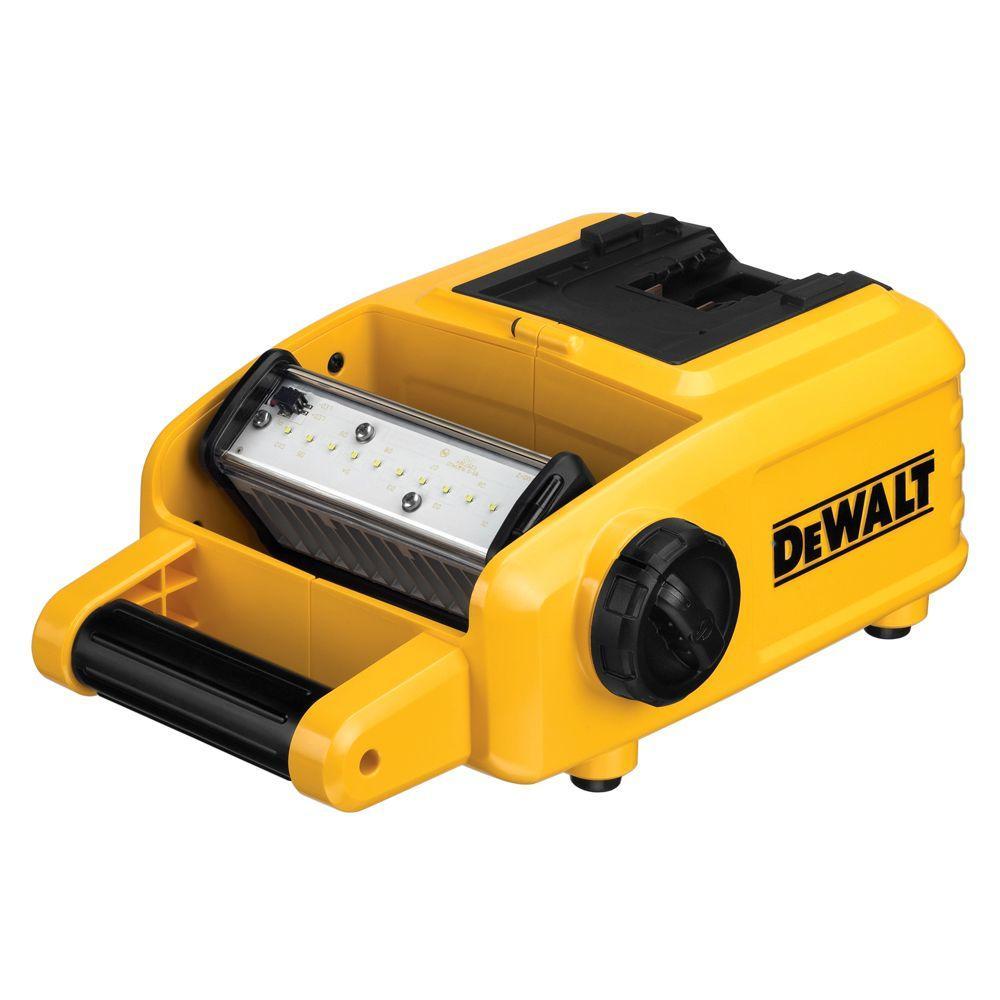 Aku lampa LED 18V DeWALT svítilna - DCL060 osvětlení dewalt DCL060