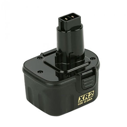 Baterie / akumulátor NiCd 12V, 2,0 Ah original DEWALT - DE9071 pro DC740/ DC745