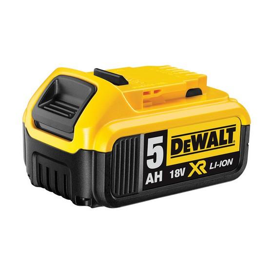 DCB184 DeWALT Baterie / akumulátor Li-Ion 18 V, 5,0 Ah original