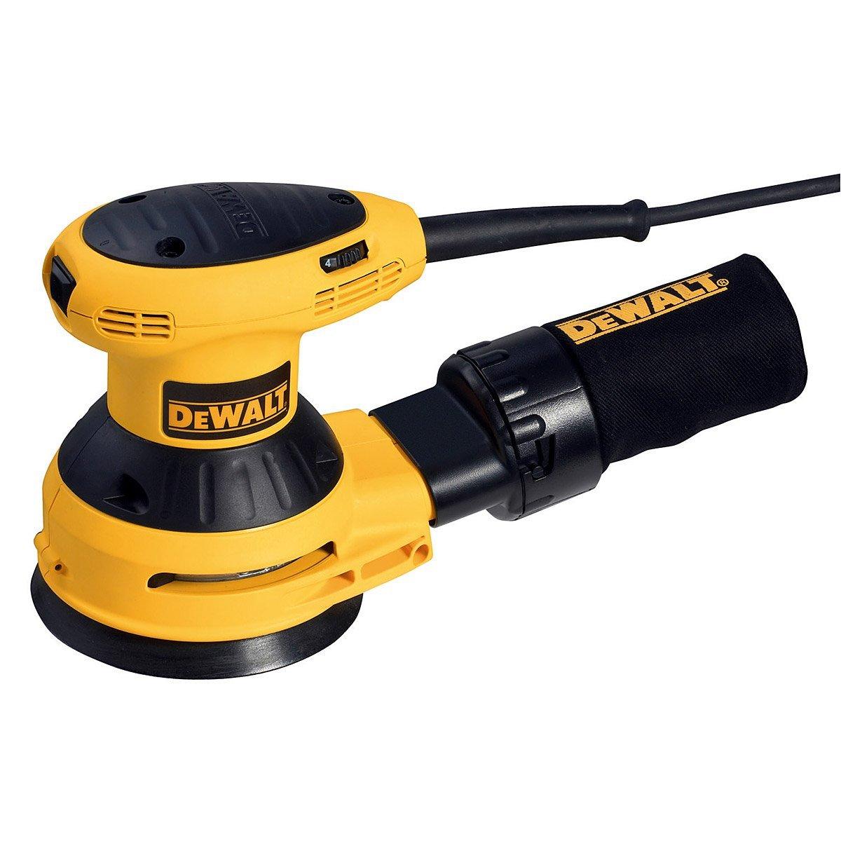 D26453 DeWALT Exentrická bruska 125mm,280W