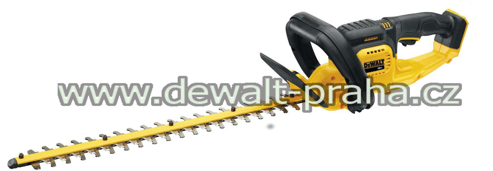 DeWALT DCM563PB Akumulátorové nůžky na živé ploty