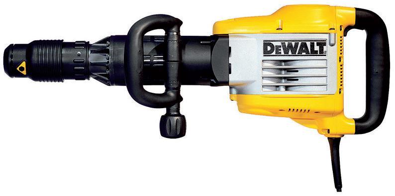 Bourací kladivo 13kg SDS Max DeWALT - D25941K