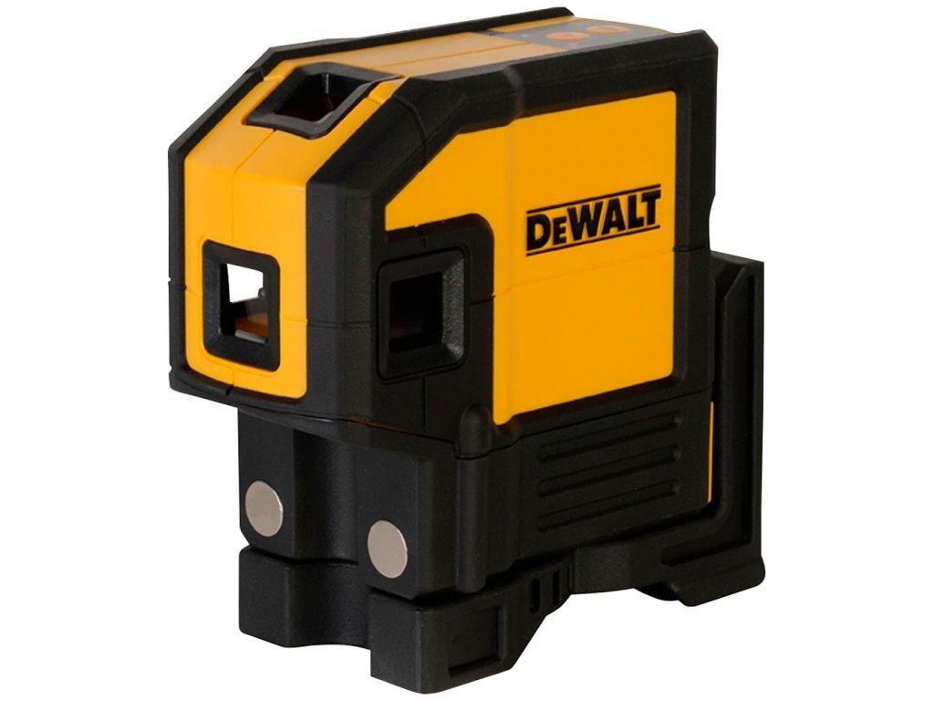Laser s 5 bodovými a jedním čárovým paprskem DeWALT - DW0851