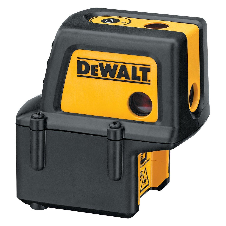 Samonivelační 4 - bodový laser DeWALT - DW084K