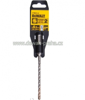 DT9520 DEWALT EXTREME 2 Vrták do betonu SDS Plus 6,5 x 160 mm